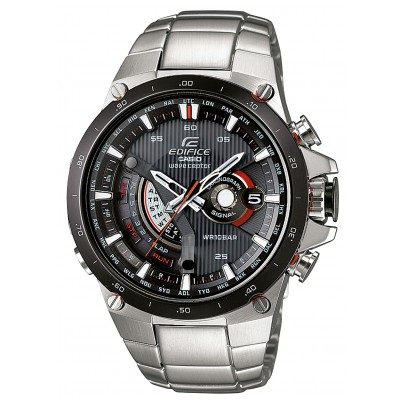 Casio EQW-A1000DB-1AER Radio-Controlled Solar Chrono