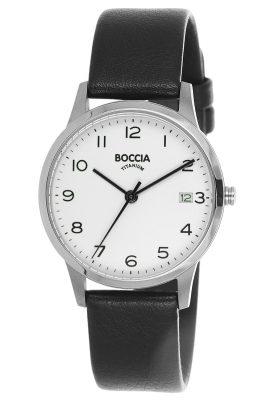 Boccia 3310-01 Titan-Armbanduhr für Damen