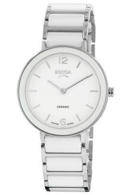 Boccia 3311-01 Titan Damen-Armbanduhr
