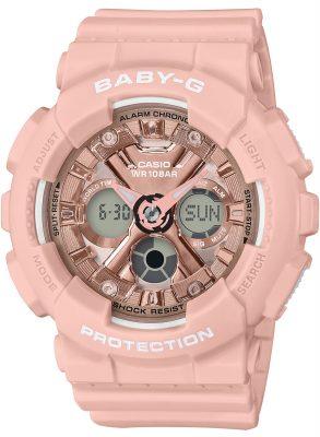 Casio BA-130-4AER Baby-G Damen-Armbanduhr