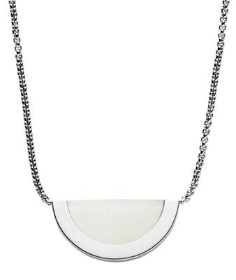 Skagen SKJ1089040 Damen-Halskette Sea Glass
