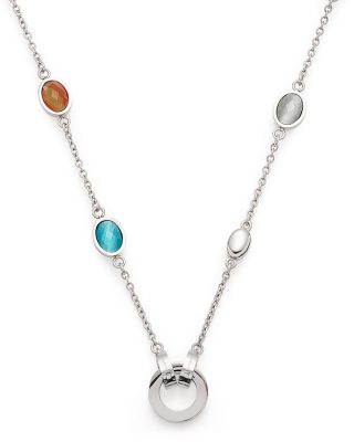 Leonardo 021368 Damen-Halskette Romi Clip&Mix