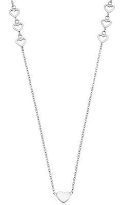s.Oliver 2028446 Halskette für Mädchen Herz