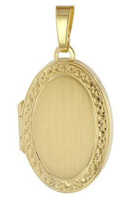 trendor 75985 Medaillon Anhänger 333 Gold (8 Karat)