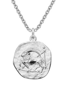 trendor 08441 Sternzeichen Steinbock mit Halskette Silber 925