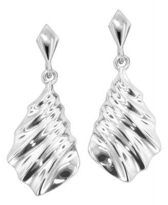 trendor 80739 Silber Damen-Ohrringe