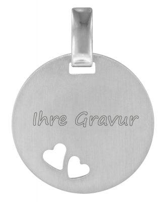 trendor 78230 Silber Gravur-Anhänger