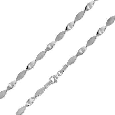 trendor 75576 Damen-Halskette Silber 925 Fantasie Collier