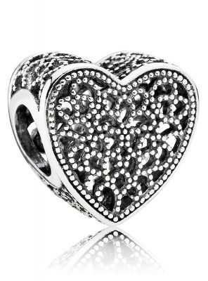 Pandora 791811 Silber Charm Ewige Liebe