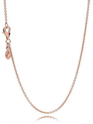 Pandora 580413 Damen-Halskette Rosé 580413-45