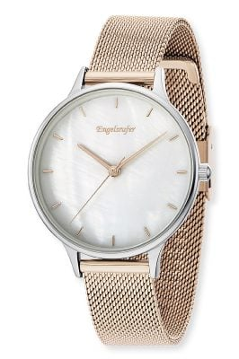 Engelsrufer ERWA-PEARL-MR-MS Damen-Armbanduhr Pearl Ø 34 mm