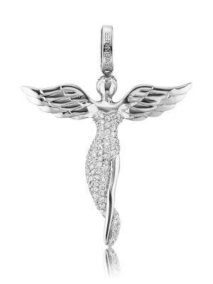Engelsrufer ERP-ANGEL Engel-Anhänger Silber