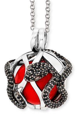Engelsrufer ERN-05-EDEN-XS-ZIB Damen-Halskette mit Anhänger Eden