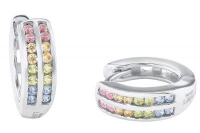 Prinzessin Lillifee 2024374 Silber Kinder-Ohrringe