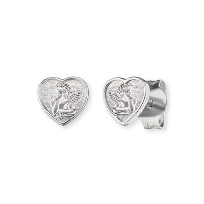 Herzengel HEE-ANGELI-HEART Kinder-Ohrringe Schutzengel