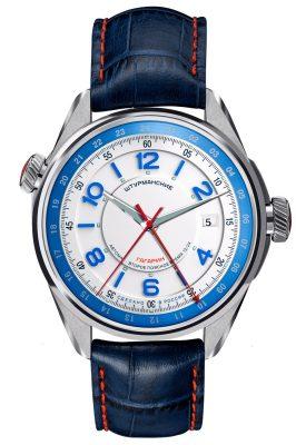 Sturmanskie 2426-4571143 Gagarin Sports Herrenuhr Automatik