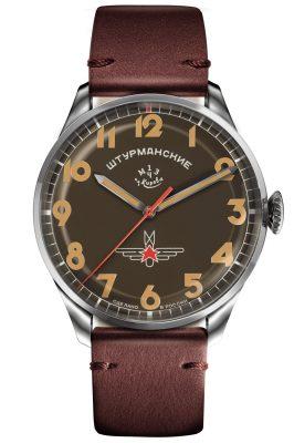 Sturmanskie 2416-3805145 Herrenuhr Gagarin Vintage Retro