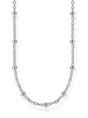 Thomas Sabo KK0003-001-21 Damen-Halskette für Beads Karma Wheel