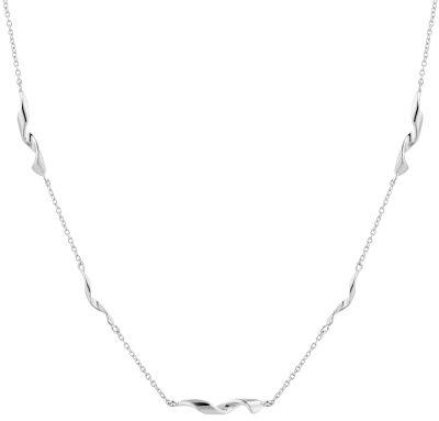 Ania Haie N012-02H Damen-Halskette Helix
