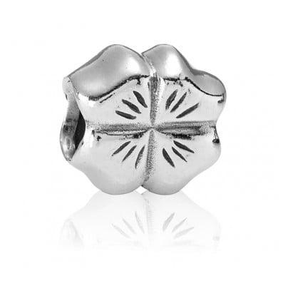 Pandora 790157 Silber-Charm Kleeblatt